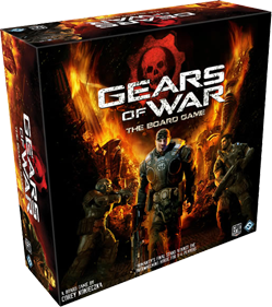 GOW boardgame