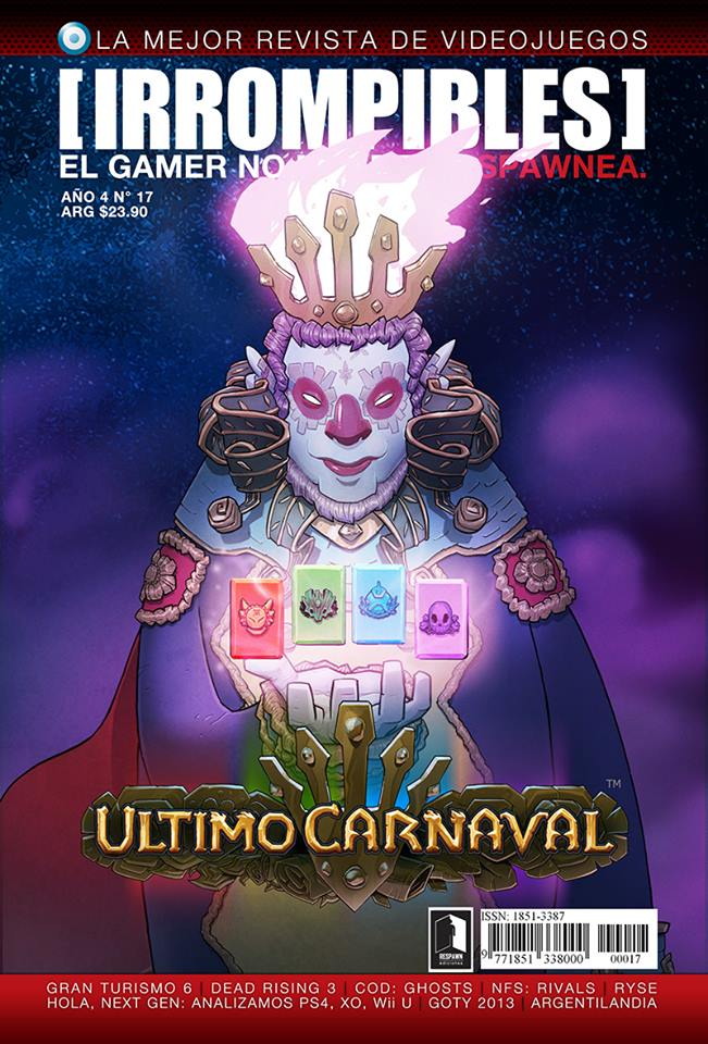 Ultimo Carnaval cover