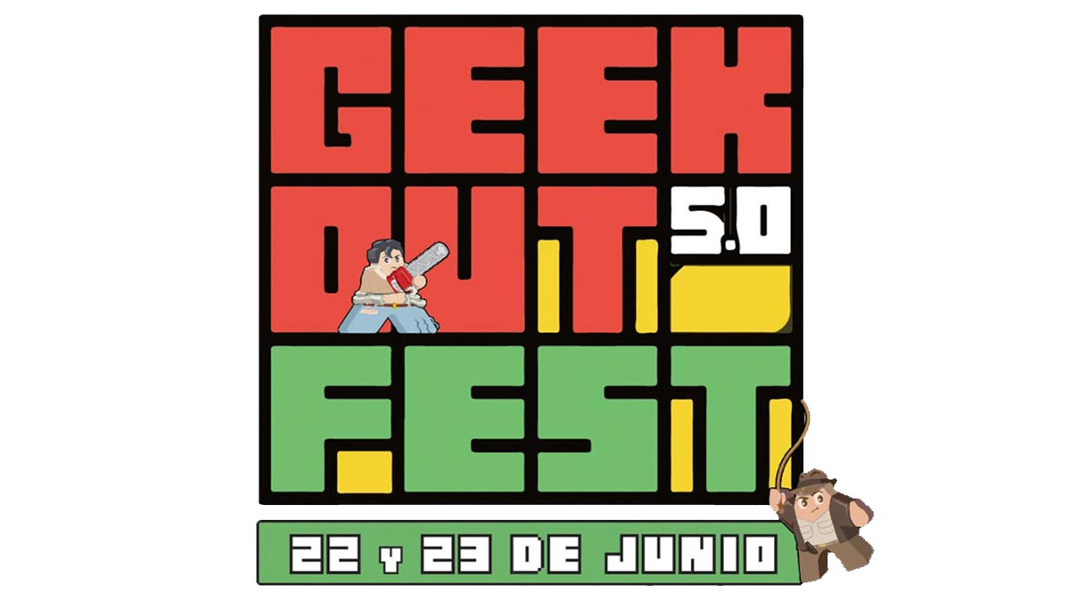 Geek Out! Fest 5.0