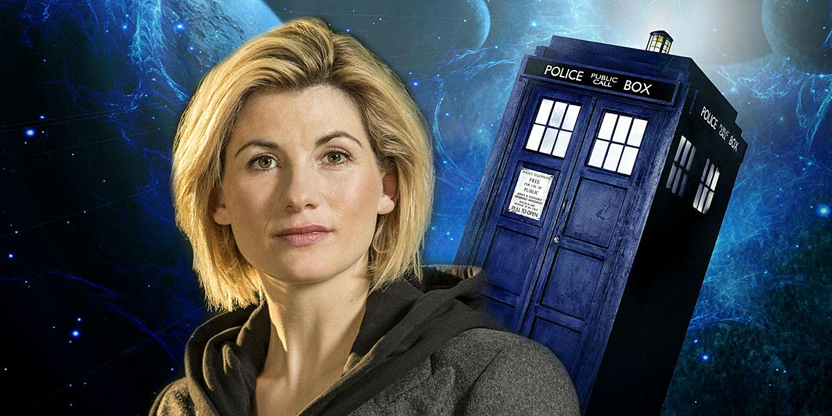 Doctor Who 2018 Jodie Whittaker